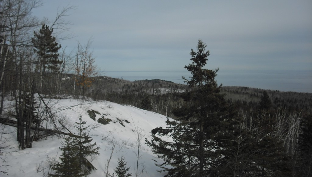 The detour to Silver Bay provided us with some great views of Lake Superior