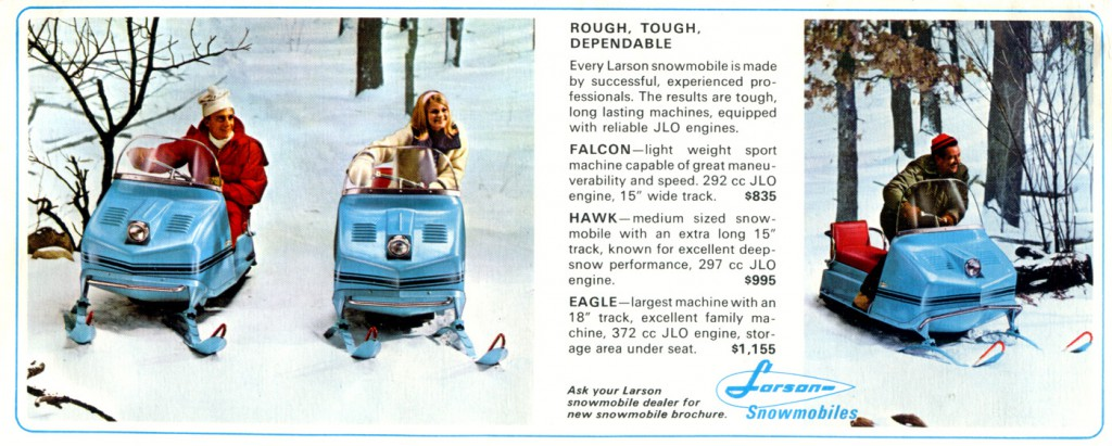 a Larson Brochure